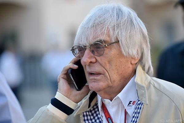 Teamchefs schrieben an Bernie Ecclestone