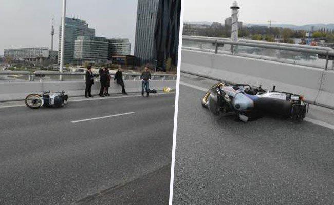 Schwerer Unfall in der Donaustadt