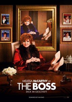 The Boss – Dick im Geschäft – Trailer und Kritik zum Film