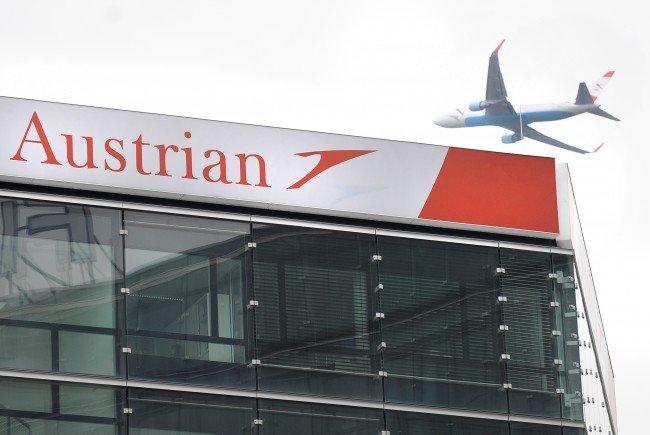 Jubiläumsfeier beim Flughafen Wien.