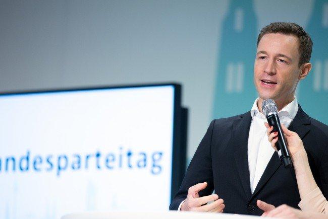 Gernot Blümel ist seit Samstag auch offiziell neuer Obmann der Wiener ÖVP.