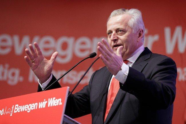 Das rote Bundespräsidenten-Wahlfinale wird in der Wiener Hofburg stattfinden.