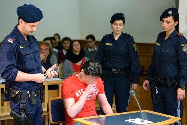 Dem Verdächtigen wird in Wien der Prozess gemacht.