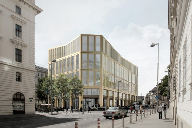 """Wiener """"Glaspalast"""": Auch Josefstadt gab grünes Licht für Neubau"""