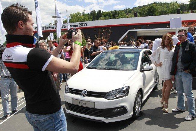 Noch ist die Stimmung bei den GTI-Fans in Kärnten gedämpft.