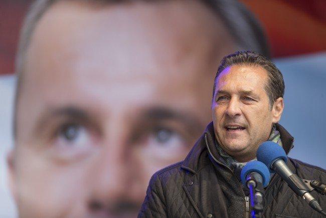 """Heinz-Christian Strache ist """"zutiefst empört""""."""