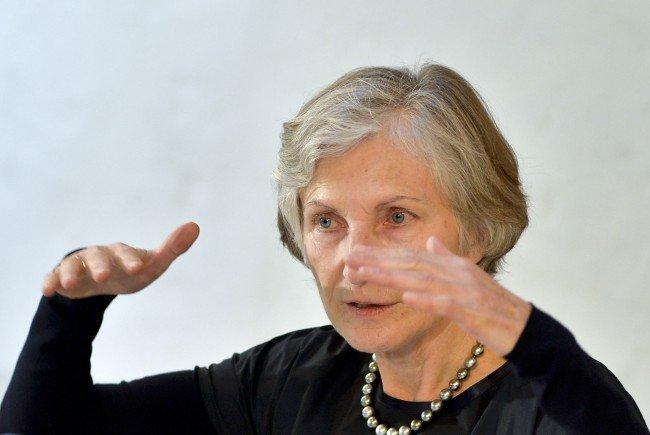 """Irmgard Griss ist gegen einen """"fliegenden"""" Koalitionswechsel."""