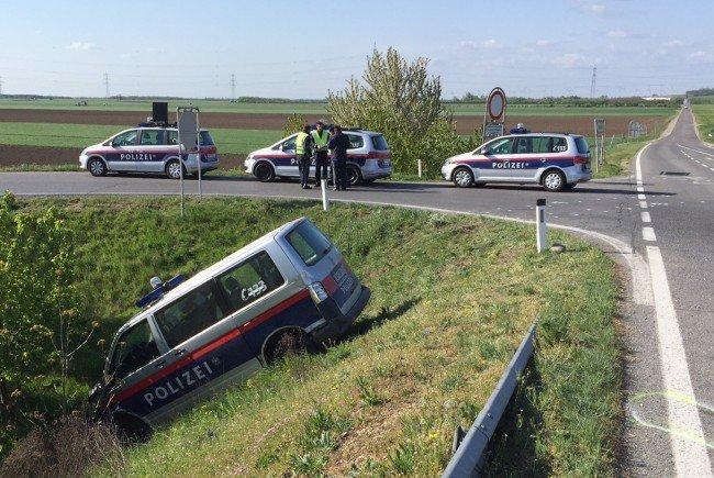 Der Unfall ereignete sich im Bezirk Neusiedl am See.