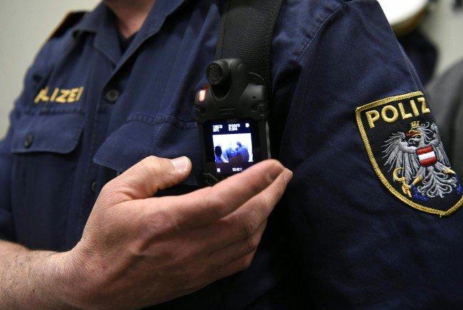 In Wien, Salzburg und der Steiermark ist die Bodycam bisher im Einsatz.