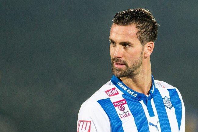 Stefan Maierhofer hat in der Slowakei Grund zur Freude.