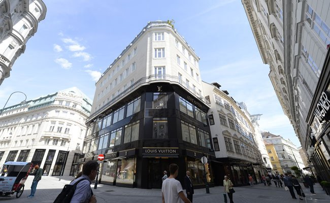 """Das """"Goldene Quartier"""" in der Wiener City läuft hervorragend."""