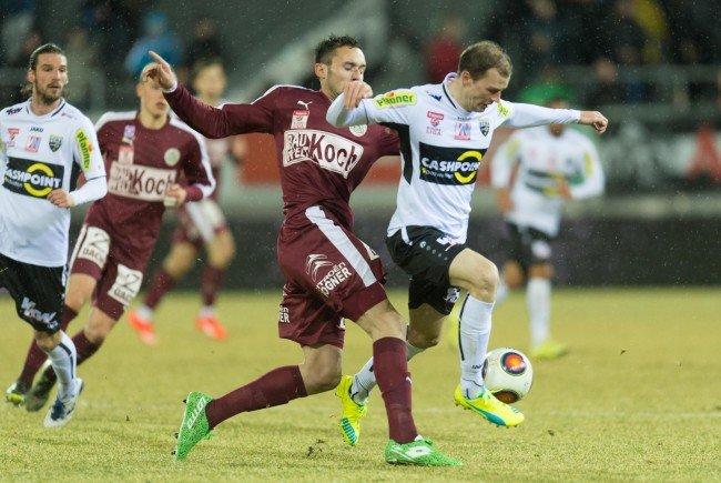 LIVE-Ticker zum Spiel SV Mattersburg gegen SCR Altach ab 18.30 Uhr.