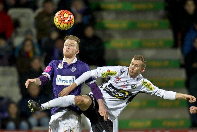 LIVE-Ticker zum Spiel SCR Altach gegen FK Austria Wien ab 18.30 Uhr.