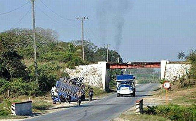 Die bei dem Busunglück in Kuba schwer verletzte Frau wurde nach Österreich gebracht.