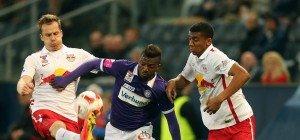 LIVE: FK Austria Wien gegen Red Bull Salzburg im Bundesliga-Ticker