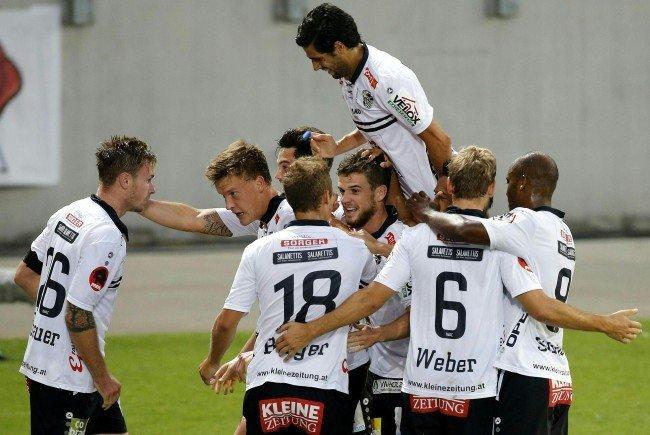 """WAC-Coach Pfeifenberger will Ried bei """"100er"""" erstmals biegen"""
