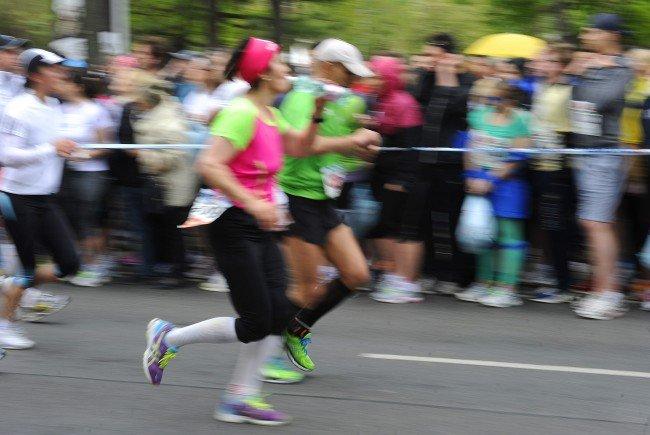 LIVE-Ticker zum Wien-Marathon 2016 ab 08.00 Uhr.