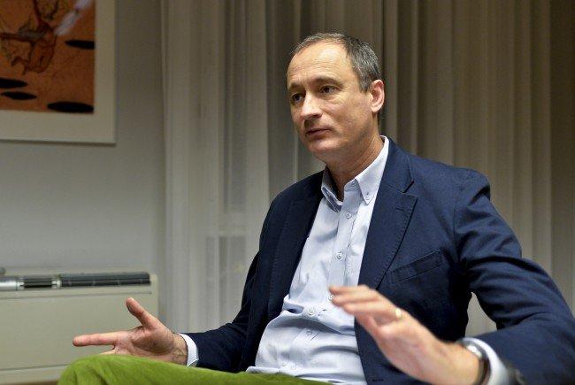 Sportstadtrat Andreas Mailath-Pokorny