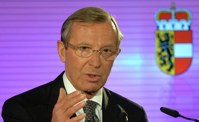 Salzburgs Landeshauptmann Wilfried Haslauer redet nicht um den heißen Brei herum.