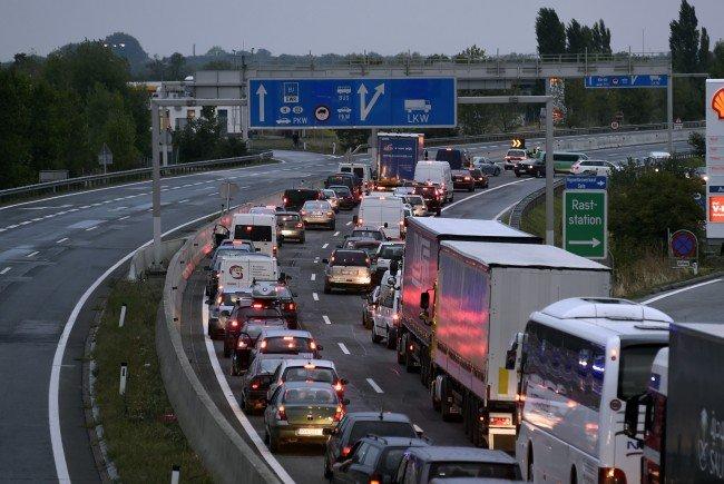 Die A4 wird weiter generalsaniert.