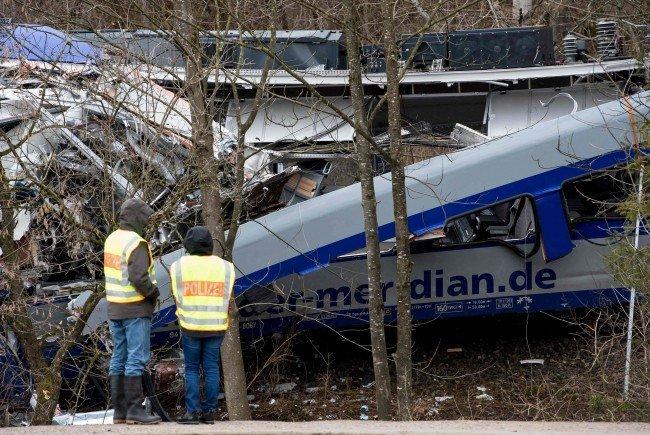 Wende bei den Ermittlungen zum Zugunglück von Bad Aibling.