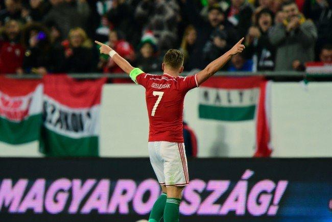 Das ungarische Nationalteam wird sich in Österreich auf die EURO 2016 vorbereiten.