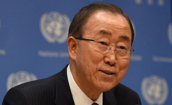 UNO-Generalsekretär Ban Ki-moon kommt am 26. April nach Österreich.