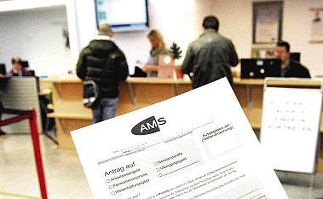 Bei einem AMS-Termin wurde der Räuber schließlich verhaftet.