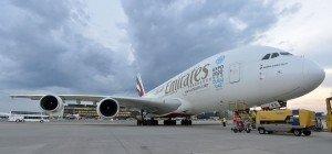A380: Das größte Passagierflugzeug ab 1. Juli zwischen Dubai und Wien im Einsatz