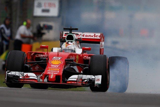 Sebastian Vettel hat sich heuer in China bisher stark präsentiert.