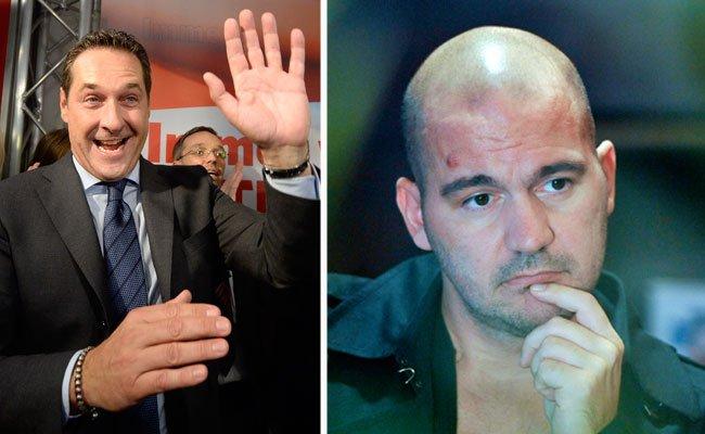"""Strache gefiel der Facebook-Appell von Glavinic, der das """"Niedermachen"""" von Hofer-Wählern anprangerte"""