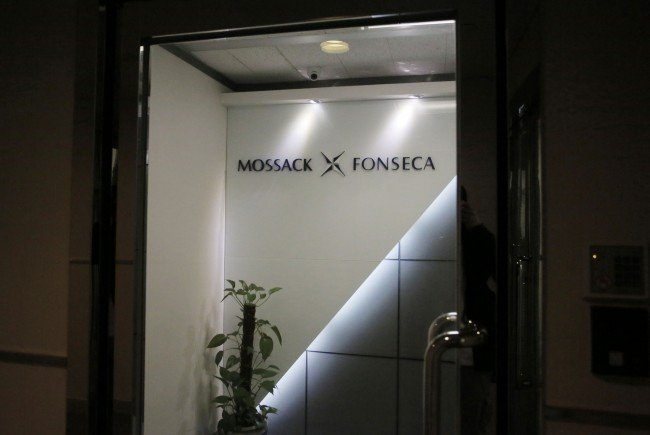 Die Dienste der Kanzlei Mossack Fonseca werden in Anspruch genommen.