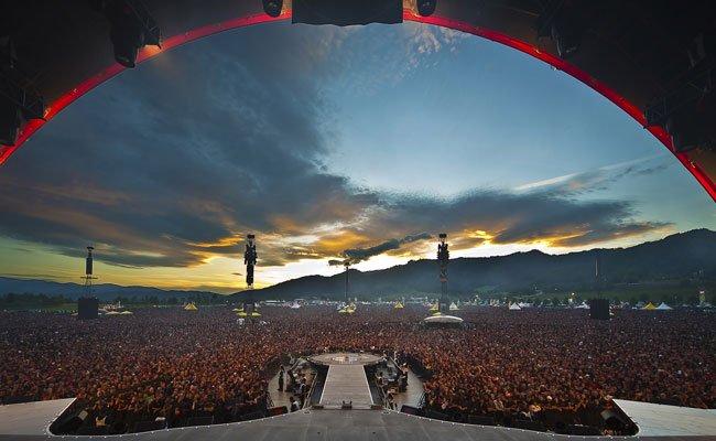 Für das Konzert von AC/DC wurde der LEA Award heimgeholt.