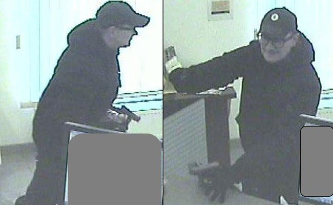 Polizei sucht nach Hinweisen zu diesem Bankräuber