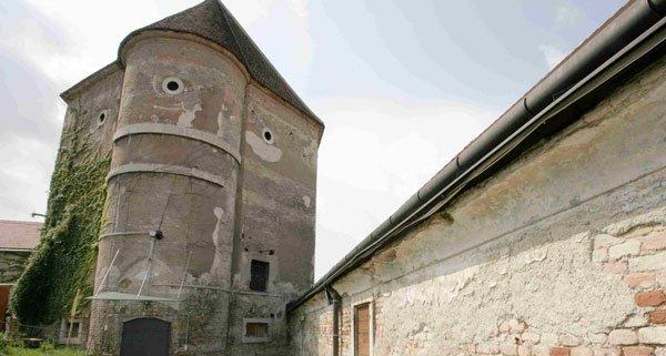 Im Schloss Neugebäude wird ein Frühlingsfest gefeiert