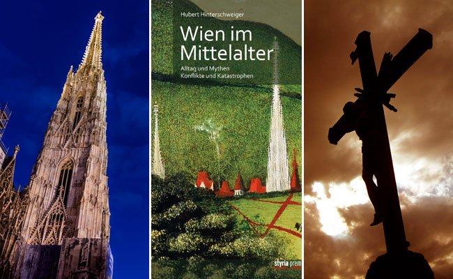 Wien im Mittelalter war keineswegs nur düster und geheimnisvoll.