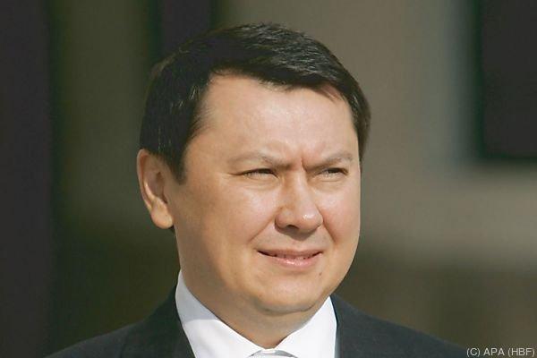 Aliyev brachte sich in seiner Zelle um