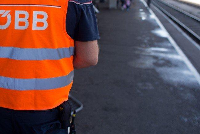 Die ÖBB erhöhen die Zahl ihrer Security-Mitarbeiter.