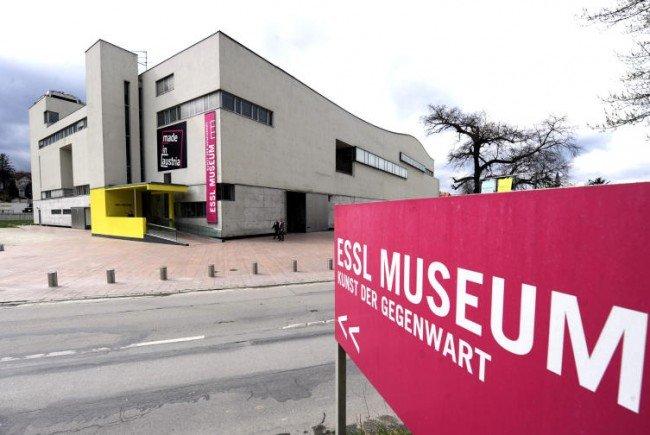 Das Essl Museum schließt endgültig seine Tore.
