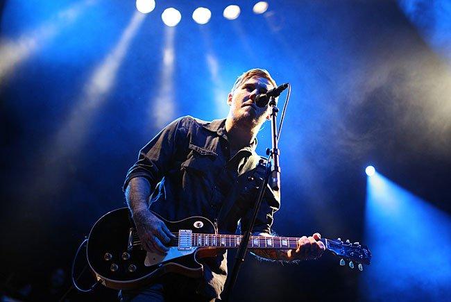 """Sänger Brian Fallon von """"The Gaslight Anthem"""" gastierte solo in Wien"""