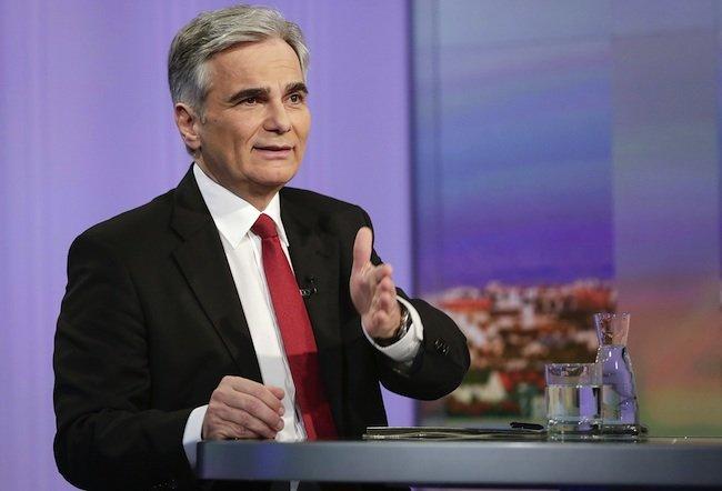 Mann solle eine Personaldebatte bei der SPÖ führen, fordert Hergovich - doch nicht über Faymann.
