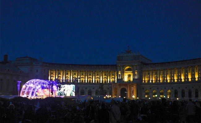 Das Konzert der Symphoniker stehen im Zentrum der Feierlichkeiten
