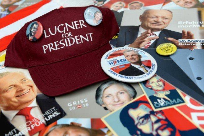 Mit Geschenken wird um Wählerstimmen gerittert.