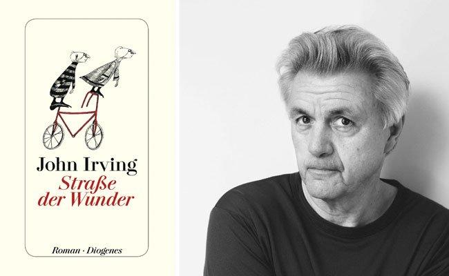 """Der 14. Roman von John Irving ist erschienen: """"Straße der Wunder"""""""