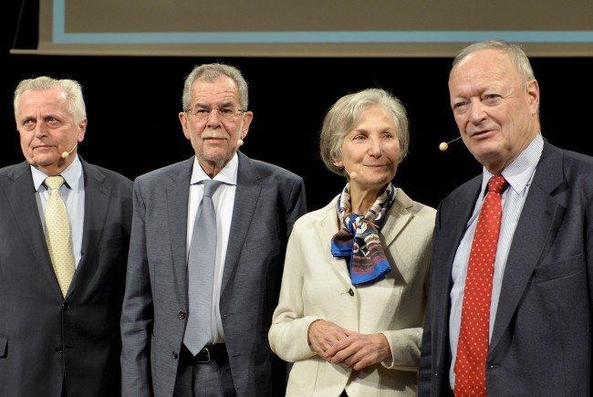 BP-Wahl: Bisher fast immer an die 80 Prozent für Regierungs-Bewerber