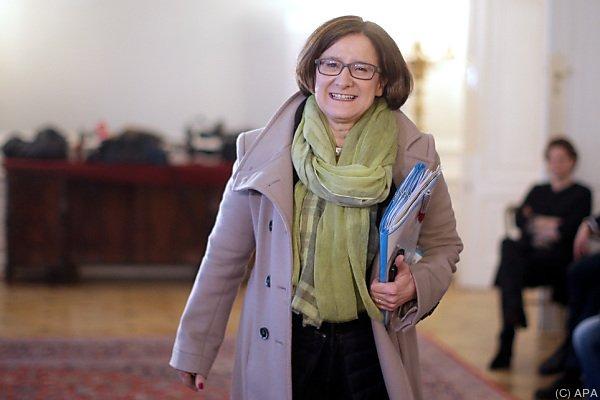 Innenministerin Johanna Mikl-Leitner soll zurück nach Niederösterreich