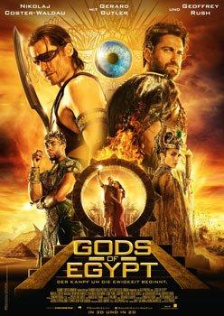 Gods Of Egypt – Trailer und Kritik zum Film