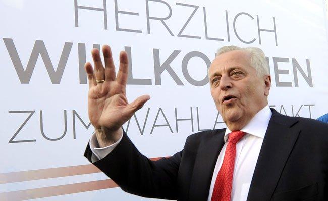 SPÖ-Bundespräsidentschaftskandidat Hundstorfer im Fokus