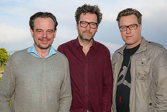 Raimund Wallisch, David Schalko, Nicholas Ofczarek