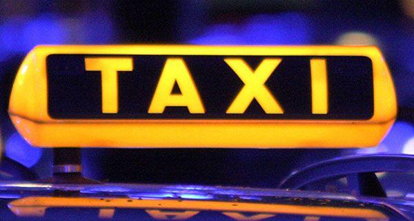 Einem Taxilenker wurde sein Taxi geraubt